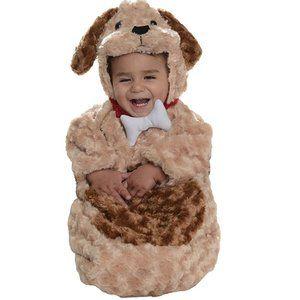 NEW UNDERWRAPS Puppy Bunting Infant Costume
